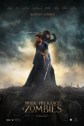 Pride and Prejudice and Zombies (Recliner Seat)