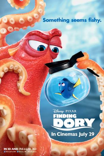 FINDING DORY <span>(2016)</span> artwork
