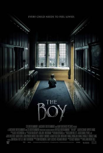 THE BOY artwork