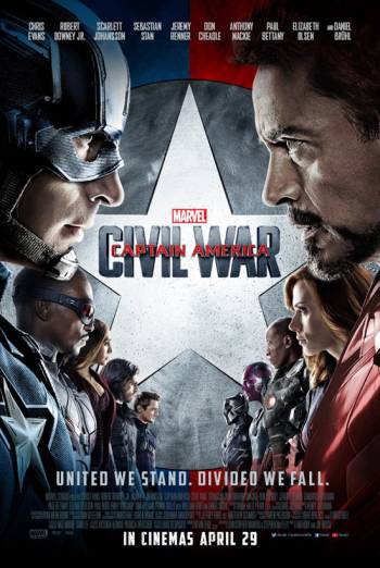 CAPTAIN AMERICA: CIVIL WAR <span>[2D]</span> artwork