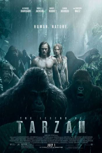 Legend of Tarzan, The (3D)