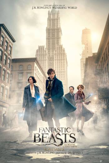 FANTASTIC BEASTS AND WHERE TO FIND THEM <span>(2016)</span> artwork