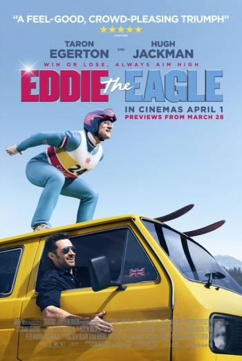 EDDIE THE EAGLE artwork