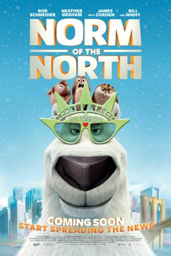 NORM OF THE NORTH artwork