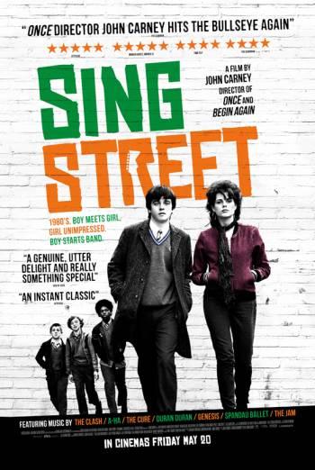 SING STREET artwork