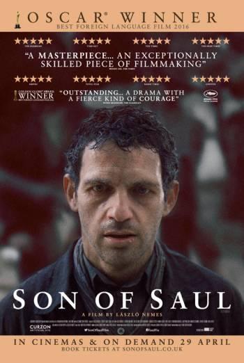 SON OF SAUL artwork