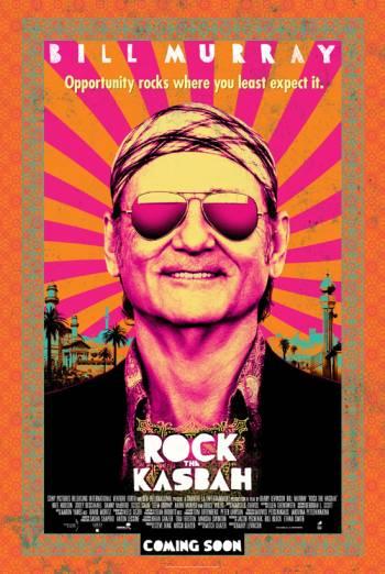 ROCK THE KASBAH artwork