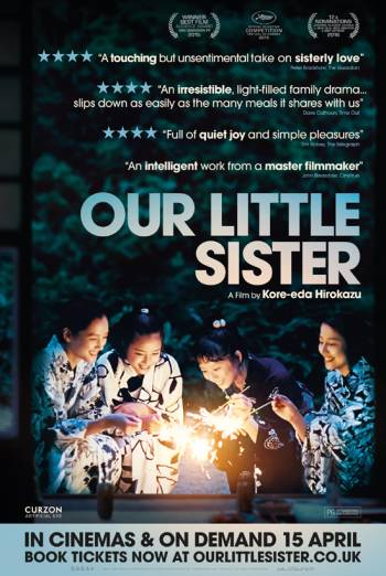OUR LITTLE SISTER (2016)