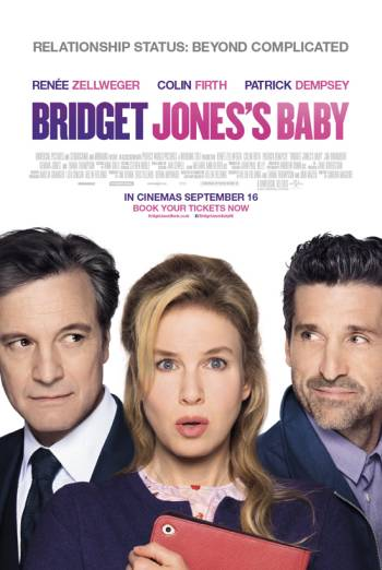 BRIDGET JONES'S BABY artwork