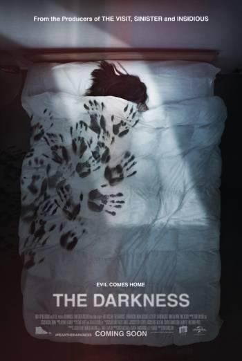 THE DARKNESS artwork