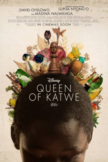 QUEEN OF KATWE artwork