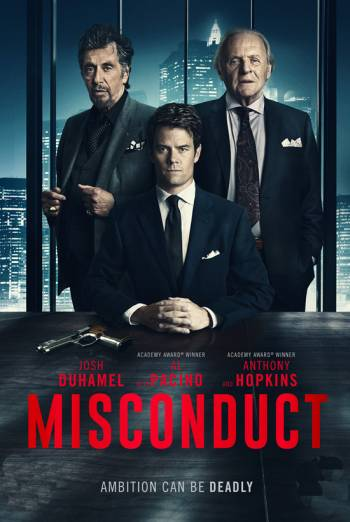 MISCONDUCT artwork