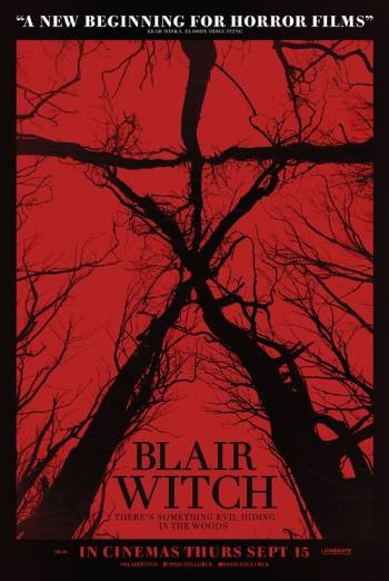BLAIR WITCH artwork