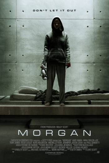 MORGAN <span>[Additional Material,Theatrical Trailer]</span> artwork