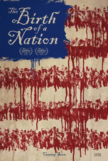 THE BIRTH OF A NATION artwork