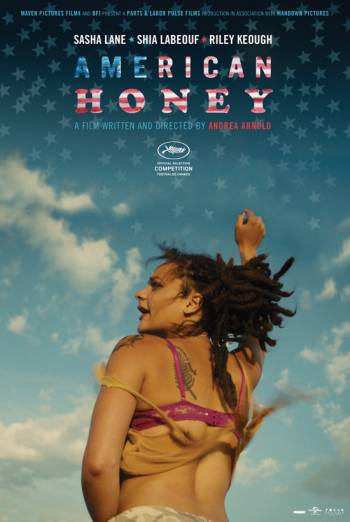 AMERICAN HONEY artwork