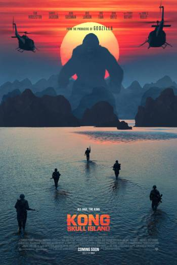KONG: SKULL ISLAND artwork
