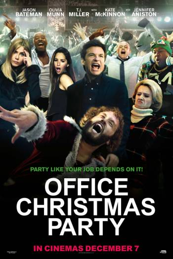 OFFICE CHRISTMAS PARTY <span>(2016)</span> artwork