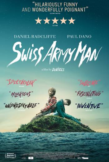 SWISS ARMY MAN artwork