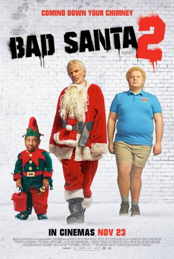 BAD SANTA 2 <span>(2016)</span> artwork
