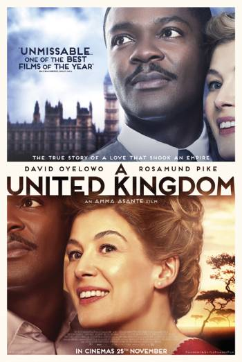 A UNITED KINGDOM artwork