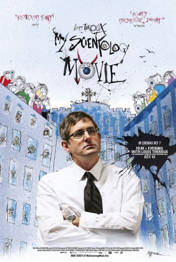 My Scientology Movie + Q&A with Louis Theroux