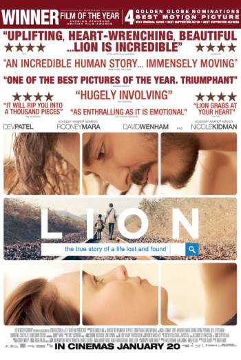 LION <span>(2016)</span> artwork