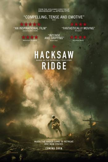 HACKSAW RIDGE <span>(2016)</span> artwork