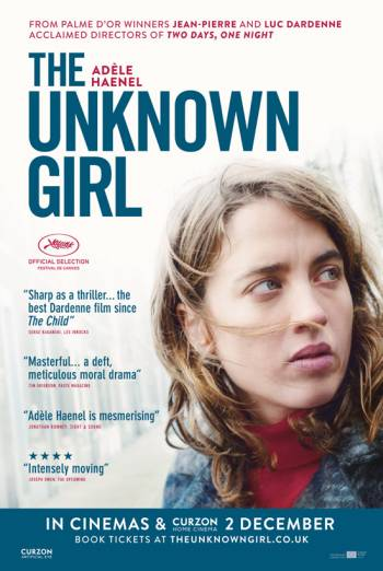 THE UNKNOWN GIRL artwork