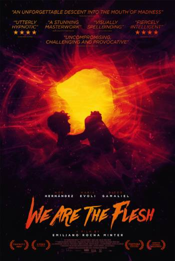 WE ARE THE FLESH artwork