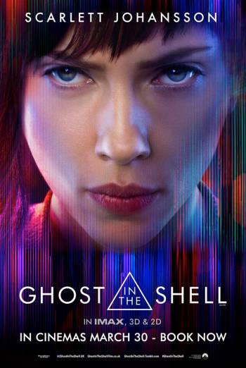 GHOST IN THE SHELL <span>(2017)</span> artwork