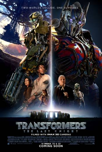 TRANSFORMERS -THE LAST KNIGHT <span>[Trailer I]</span> artwork