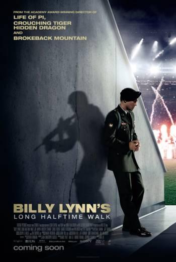 BILLY LYNN'S LONG HALFTIME WALK artwork