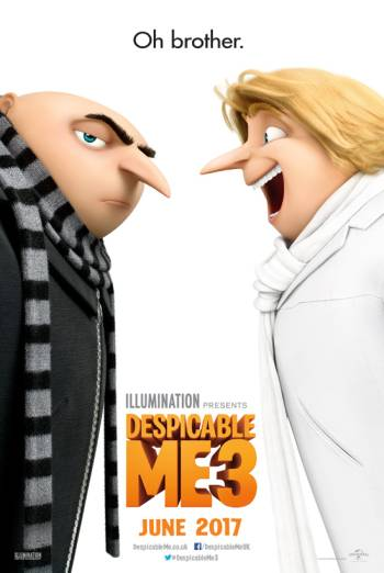 DESPICABLE ME 3 <span>[2D]</span> artwork