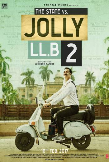 JOLLY LLB 2 artwork