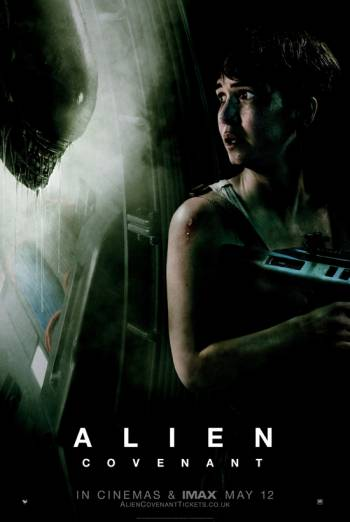 ALIEN: COVENANT <span>[IMAX PSA]</span> artwork