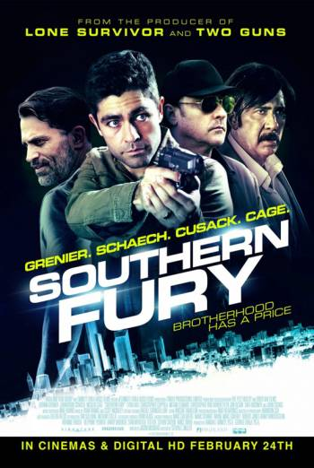 SOUTHERN FURY artwork
