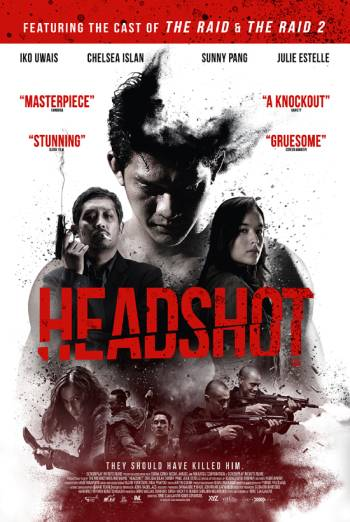 HEADSHOT artwork