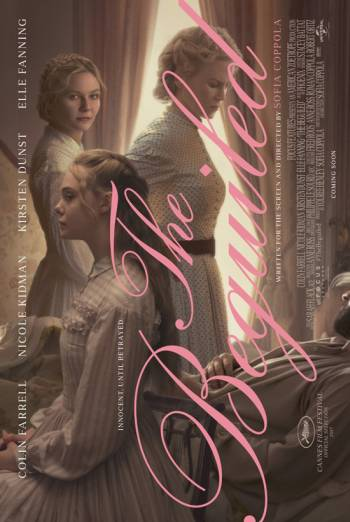 THE BEGUILED <span>(2017)</span> artwork