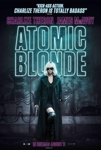 ATOMIC BLONDE <span>(2017)</span> artwork