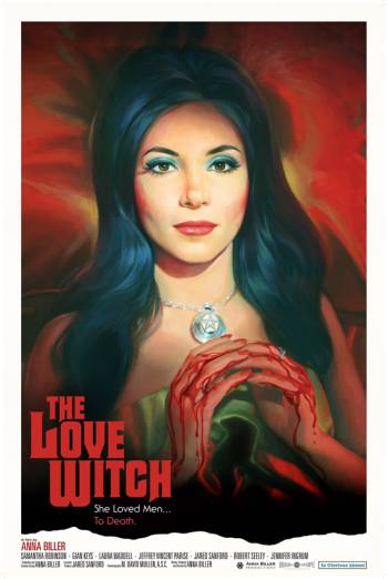 THE LOVE WITCH artwork