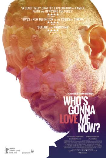 WHO'S GONNA LOVE ME NOW? artwork