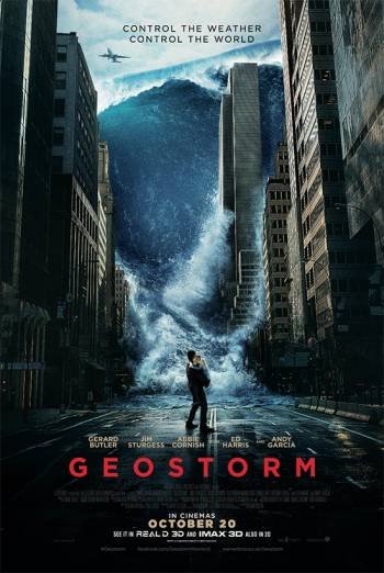GEOSTORM <span>(2017)</span> artwork