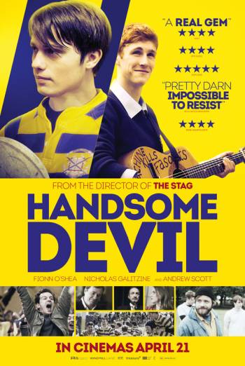 HANDSOME DEVIL <span>(2016)</span> artwork