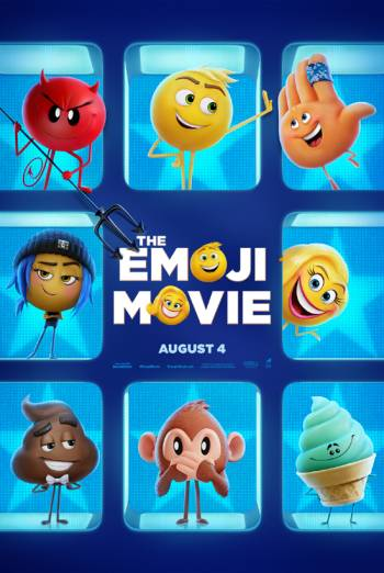 THE EMOJI MOVIE <span>[2D]</span> artwork
