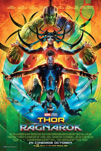 THOR RAGNAROK <span>[Trailer E,2D]</span> artwork