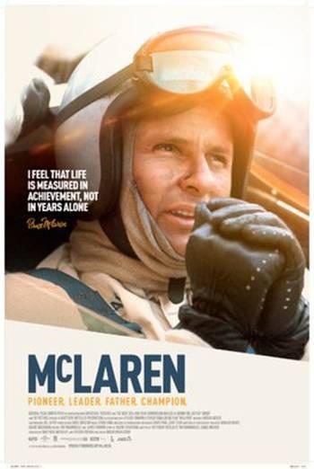 MCLAREN <span>(2016)</span> artwork