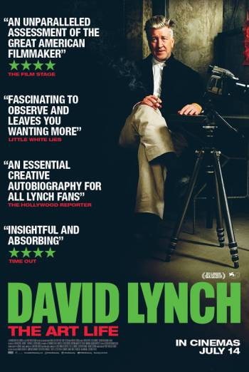 DAVID LYNCH: THE ART LIFE <span>(2016)</span> artwork