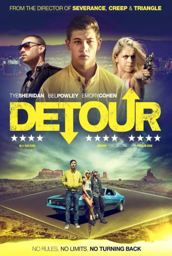 DETOUR <span>(2016)</span> artwork