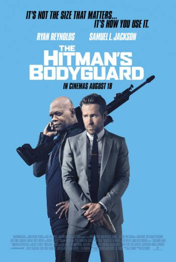 THE HITMAN'S BODYGUARD artwork